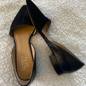 Franco Sarto flat ballet shoe.